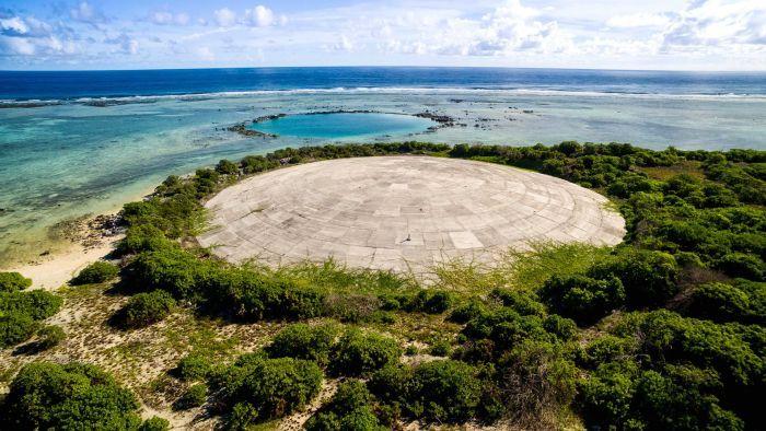 สถานที่ได้รับผลกระทบจากนิวเคลียร์