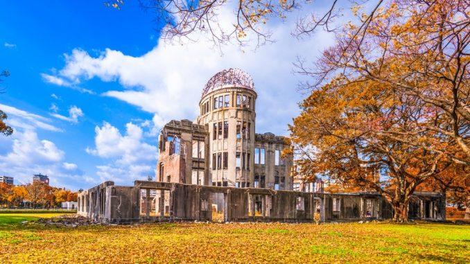 3 สถานที่ได้รับผลกระทบจากนิวเคลียร์ เขตที่อันตรายด้านสารกัมมันตรังสี