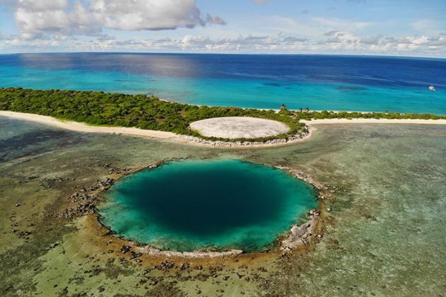 Marshall Island Nuclear Dome