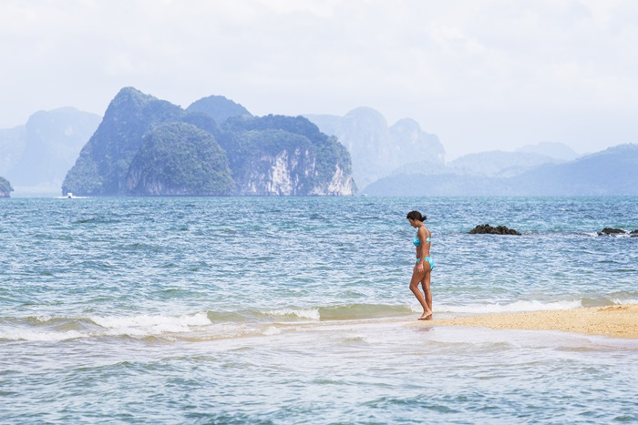 สถานที่เที่ยวเกาะยายน้อย