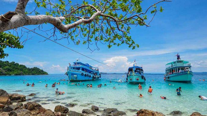 เกาะจังหวัดตราด ดินแดนทะเลสวยสุดอันซีน น้ำใสน่าหลงใหลมาก