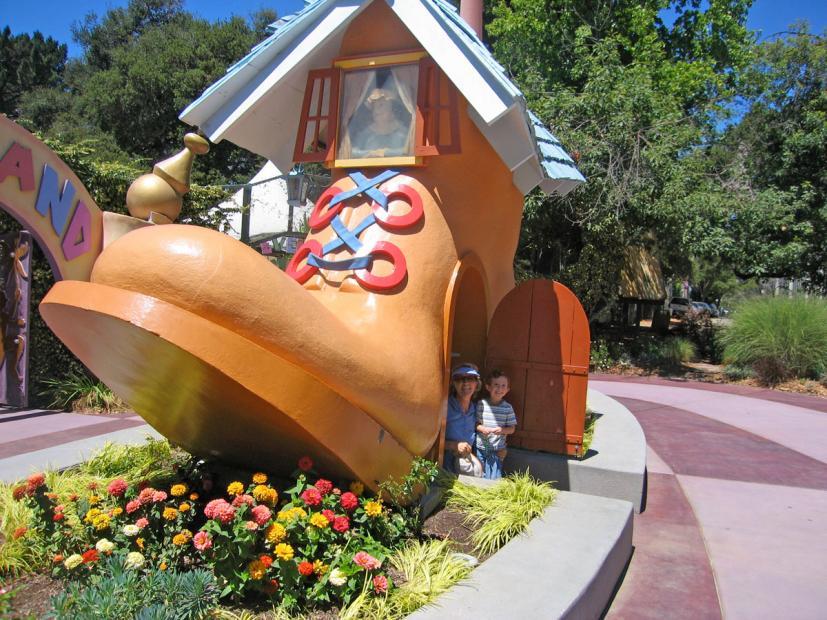 สวนสนุกชิลเดรนแฟรี่แลนด์ ที่ให้เด็กได้ค้นพบประสบการณ์ใหม่ๆ