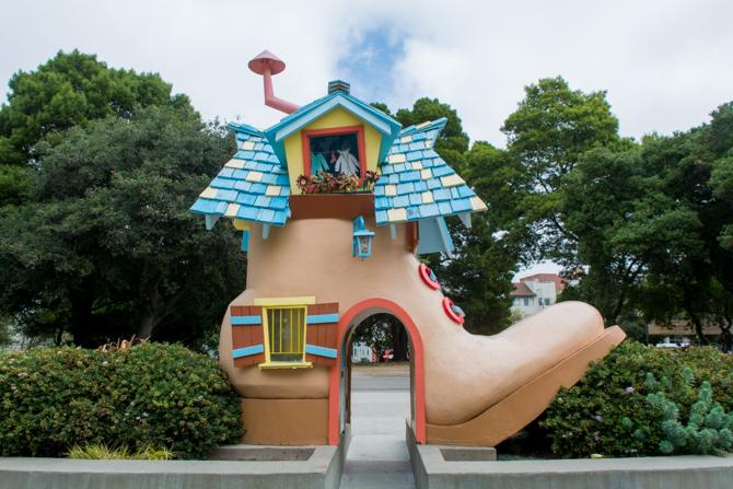 สวนสนุกชิลเดรนแฟรี่แลนด์ เมืองสำหรับเด็กเตรียมเข้าโรงเรียน