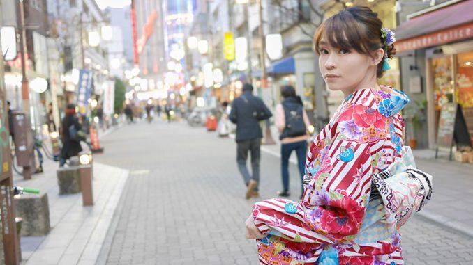 สถานที่ซื้อชุดกิโมโน ที่มีเอกลักษณ์การแต่งกายแบบคนญี่ปุ่น