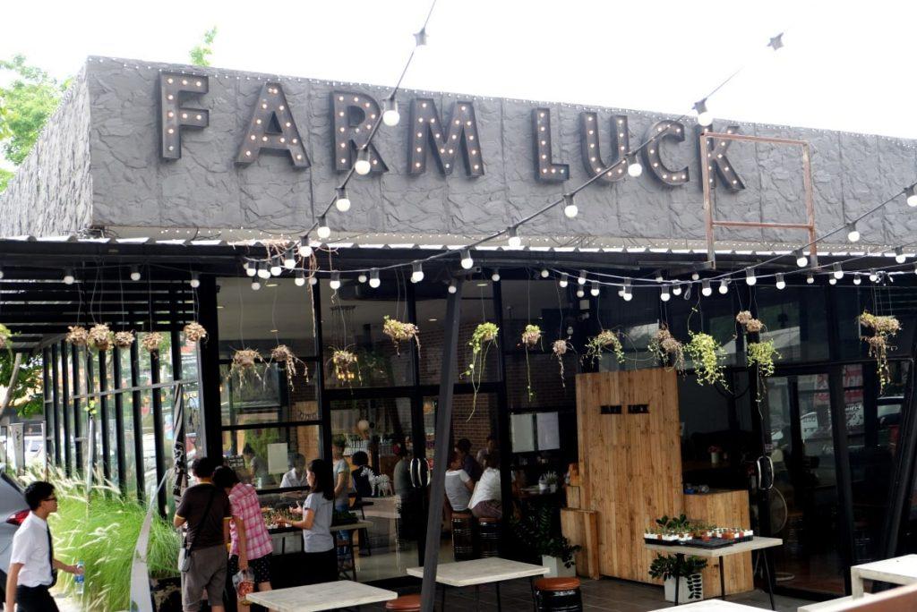 Farm Luck Café