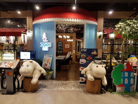 Moomin Cafe Thailand