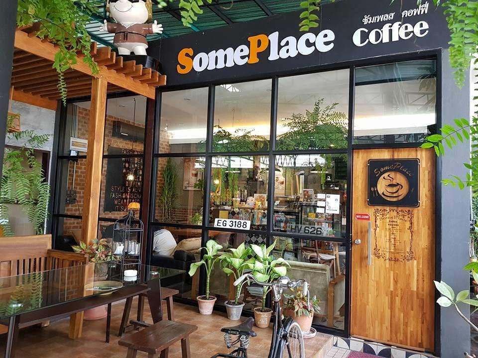 SomePlace Coffee Shop