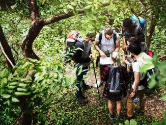 การเตรียมตัวทริปเดินป่า การเดินทางที่สุดโหดและน่าสนใจมาก