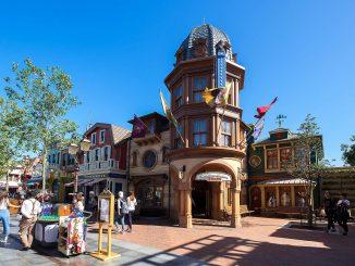 Shanghai Disneyland สวนสนุกรูปแบบตามประเทศจีนในเซี่ยงไฮ้