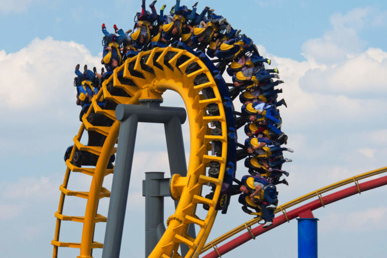 Six Flags México เมื่อสวนสนุกยอดนิยมของอเมริกาบุกเม็กซิโก
