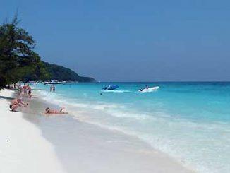 เกาะตาชัย แหล่งท่องเที่ยวอันซีนของไทยที่ดังไกลทั่วโลก