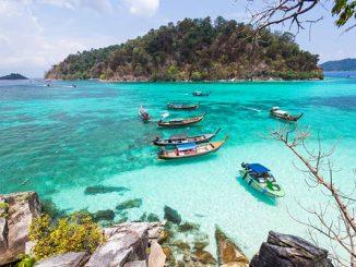 เที่ยวในประเทศไทย บรรยากาศสวยงามไม่แพ้ชาติใดในโลก